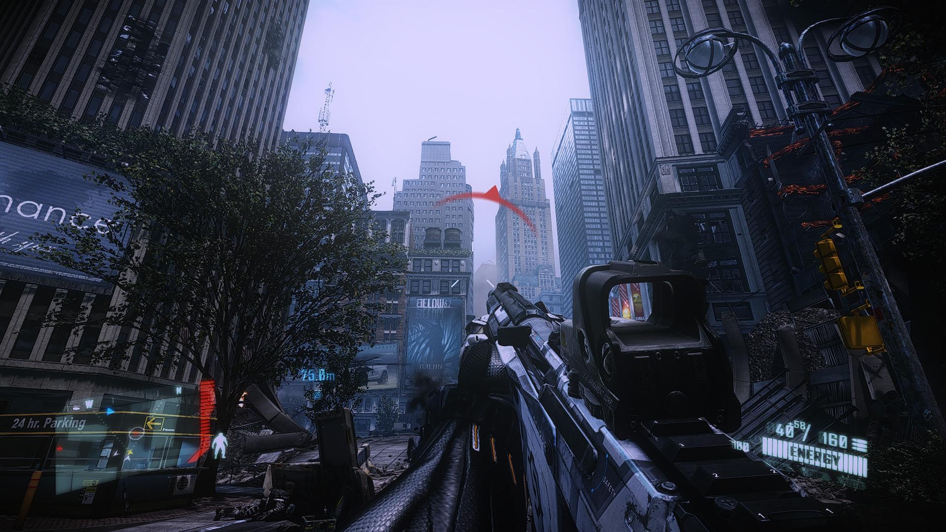 Crysis 2 Realistic Mod