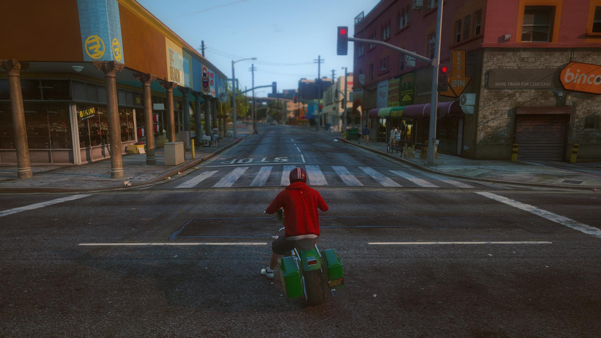GTA V Realistic Mod