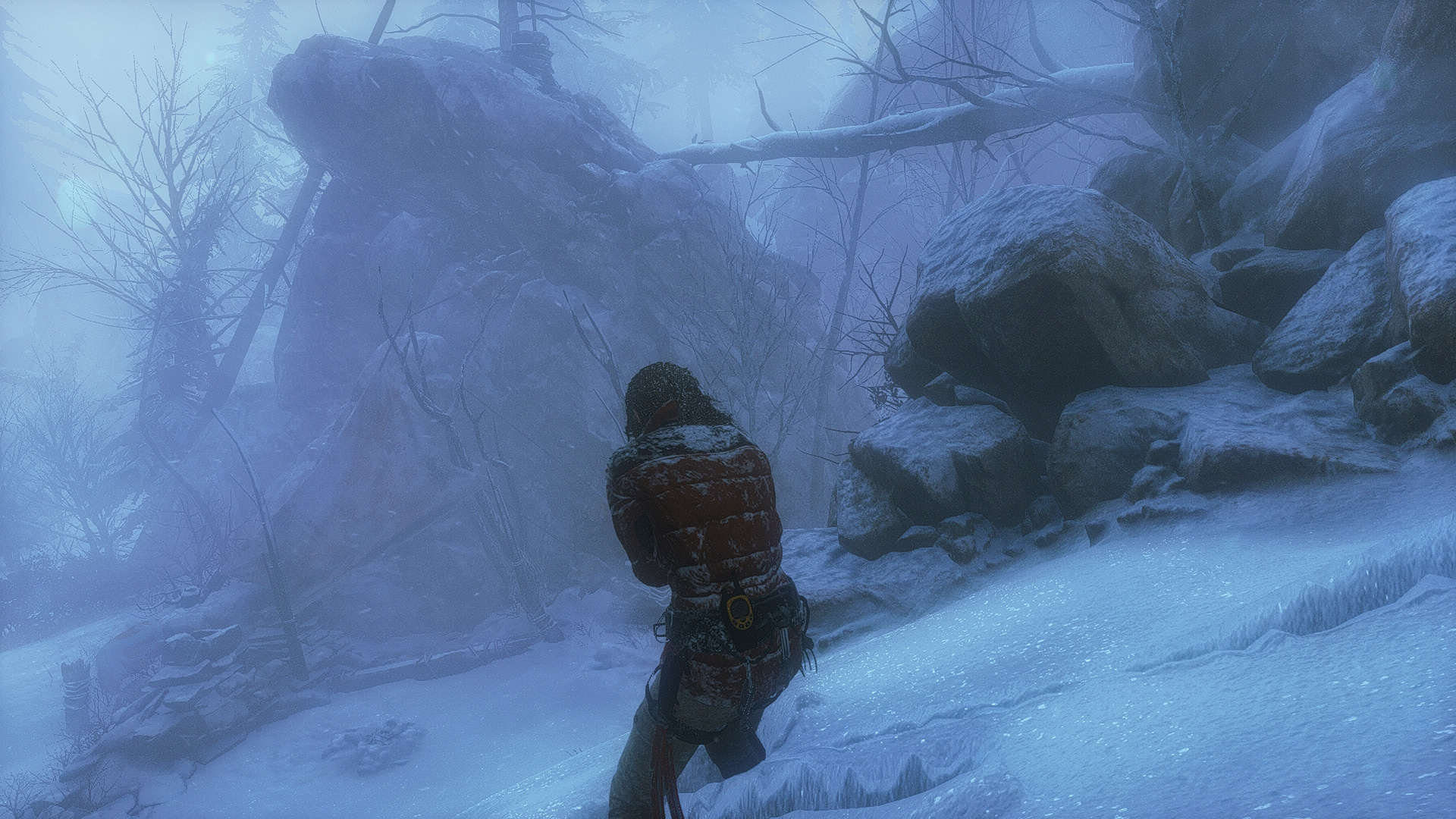 Rise of The Tomb Raider Realistic Mod