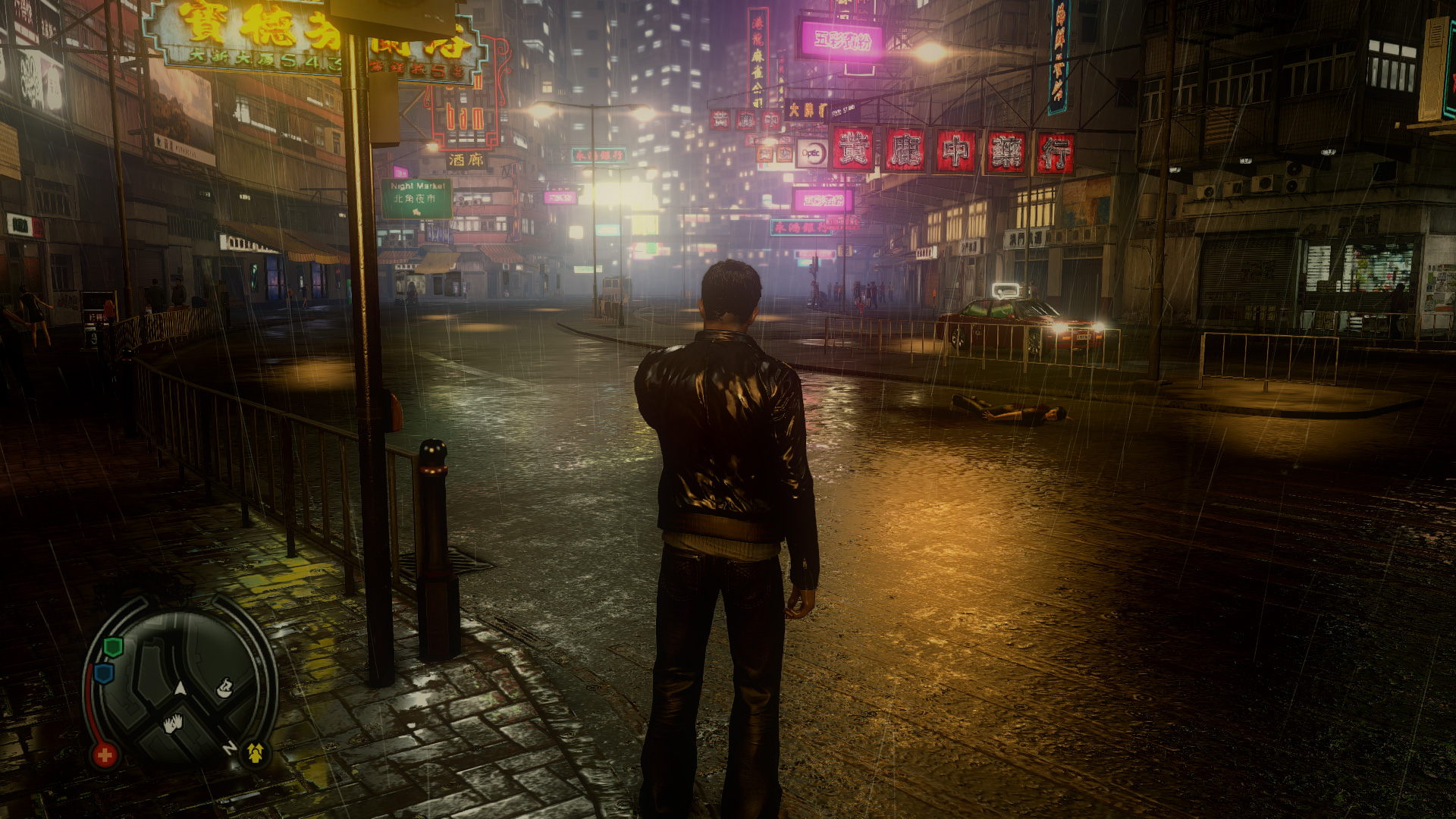Sleeping Dogs Realistic Mod