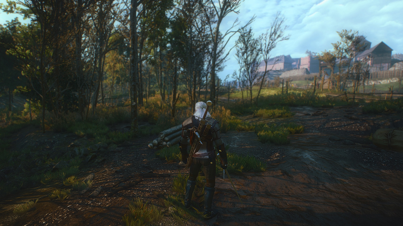 The Witcher 3 Anniversary Mod Result